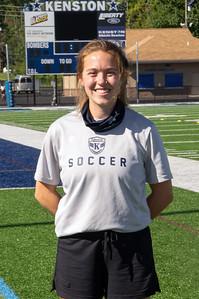 Coach Allie Molnar