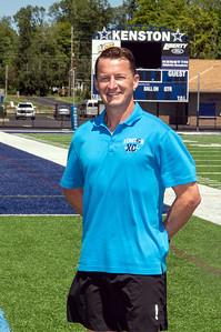 Coach Chris Ickes