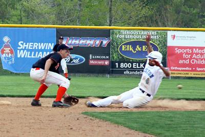 Kenston vs. Chagrin Falls (5/5/2009)