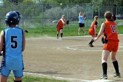 JV vs. Chagrin Falls (5/4/2009)