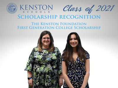 2021 - Scholarship Recipient Composite