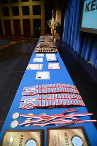 2014 Academic Awards Night Grades 9 - 11 (5/13/2014)