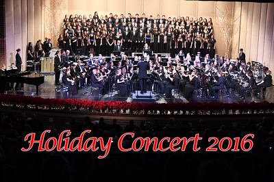 Holiday Concert (12/12/2016)