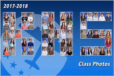 2017-2018 Class Photos (11/17/2017)