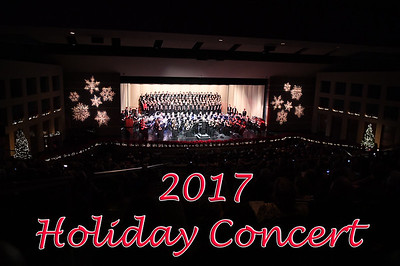 2017 Holiday Concert (12/17/2017)