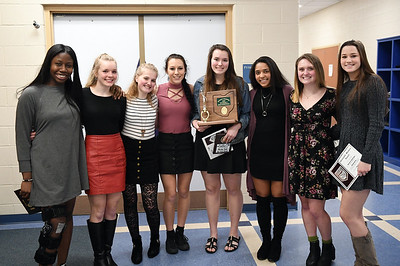Winter Sports Award  Night (3/15/2018)