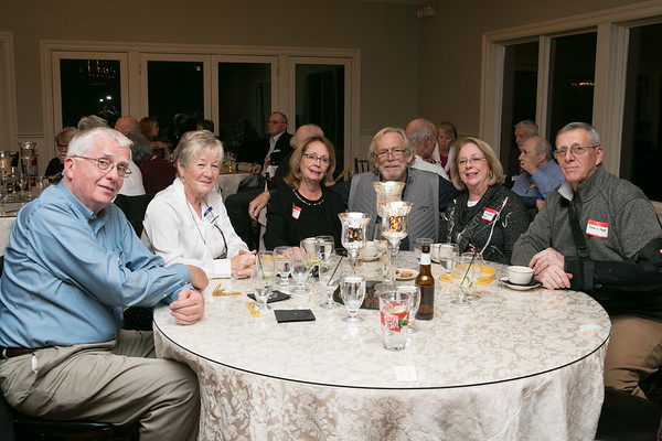 Wayne Logee ,Susan St. John-Langevin, Debbie Daigneault-Gilbert, Ernie White with Dennis and Joan Daigneault-Page