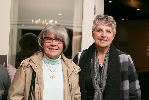 Jacalyn Szarkowicz-Nair and JoAnn Szarkowicz-LaFlamme