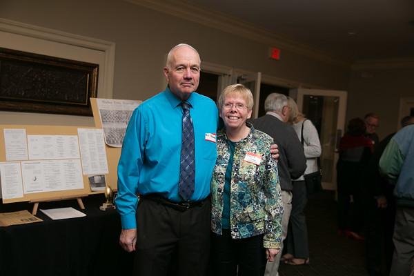 Bill and Marjorie Nason-Cashman
