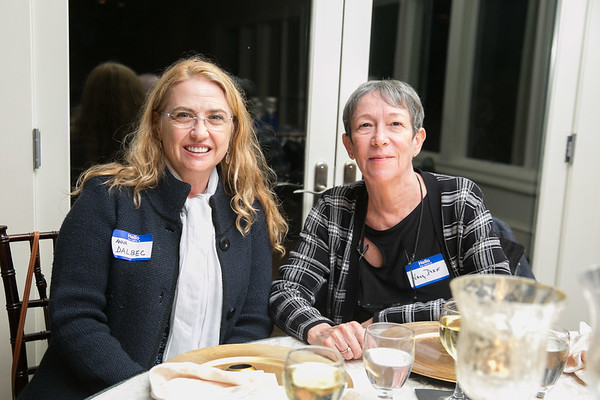 Anna Dalbec and Nancy Fox- Duff