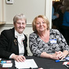 Rosalie Caswell-Bohman and Lucy Leo-Ashmore our receptionists.