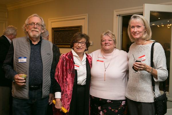 Ernie White, Betty Jo Solomon-Pakulis, Claire Morissette-LaBelle and Arlene Rybacki