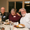 Brad Magrey, Doris Baribeau-Hubert and her husband, Kevin