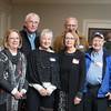 Joan Daigneault-Page, Wayne Logee, Susan St. John-Langevin, Debbie Daigneault-Gilbert, Len Meyer, Richard Denomme