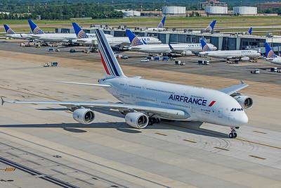 Air France Airbus A380-861 F-HPJG 7-11-18 2