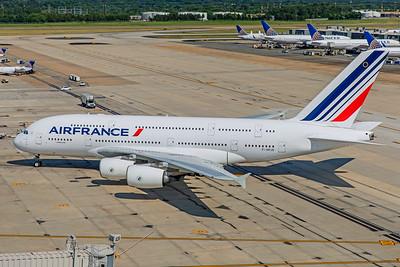 Air France Airbus A380-861 F-HPJG 7-11-18 4