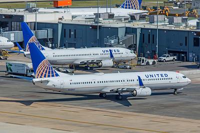 United Airlines Boeing 737-924(ER) N68807 7-11-18