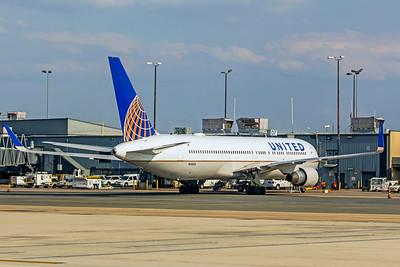 United Airlines Boeing 767-322(ER) N644UA 7-11-18