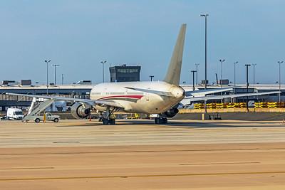 Omni Air International Boeing 767-36N(ER) N441AX 7-11-18