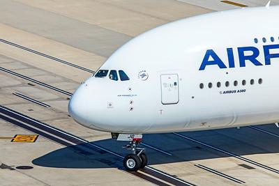 Air France Airbus A380-861 F-HPJG 7-11-18 3