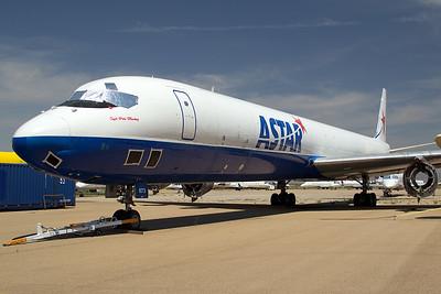 ASTAR Air Cargo Douglas DC-8-73(F) N873SJ 8-19-15