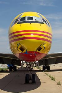 DHL Airways Douglas DC-8-73(AF) N802DH 8-19-15 2