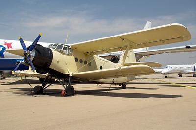 PZL-Mielec An-2 N50672 8-19-15