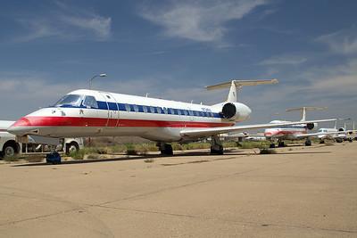 American Eagle Embraer ERJ-135LR N734EK 8-19-15
