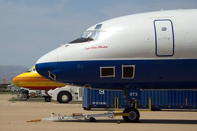 ASTAR Air Cargo Douglas DC-8-73(F) N873SJ 8-19-15 3