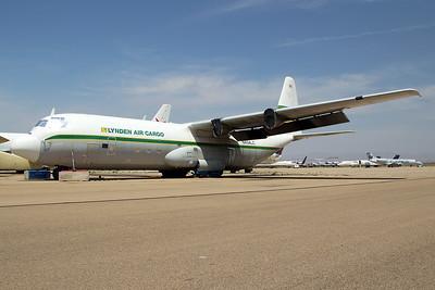 Lynden Air Cargo Lockheed L-100-30 Hercules N404LC 8-19-15