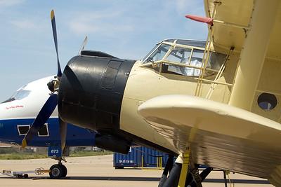 PZL-Mielec An-2 N50672 8-19-15 2