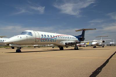 Aeroméxico Connect Embraer ERJ-145EP N149EC 8-19-15
