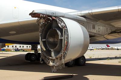 ASTAR Air Cargo Douglas DC-8-73(F) N873SJ 8-19-15 2
