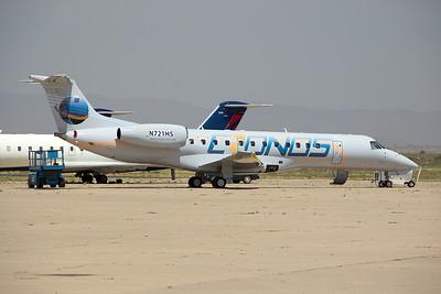 Cronos Airlines Embraer ERJ-135LR N721HS 8-19-15