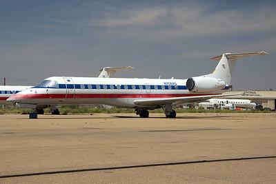 American Eagle Embraer ERJ-135LR N706RG 8-19-15