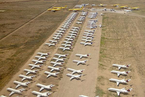 Kingman Airport - 2015