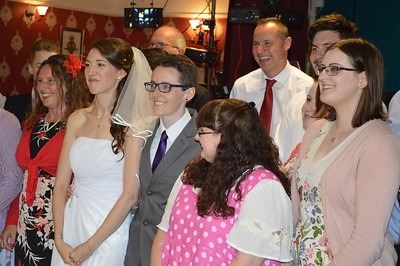 KIM and BECKY's WEDDING 19th AUG 2016