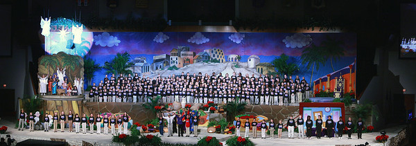 Christmas 2007 Musical I-Witness News