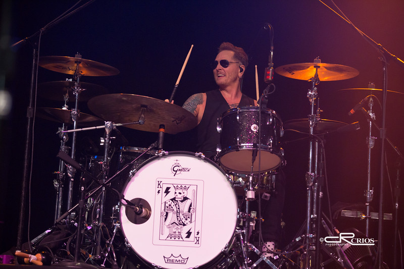 MATT SORUM   KINGS of CHAOS - GUNS and ROSES