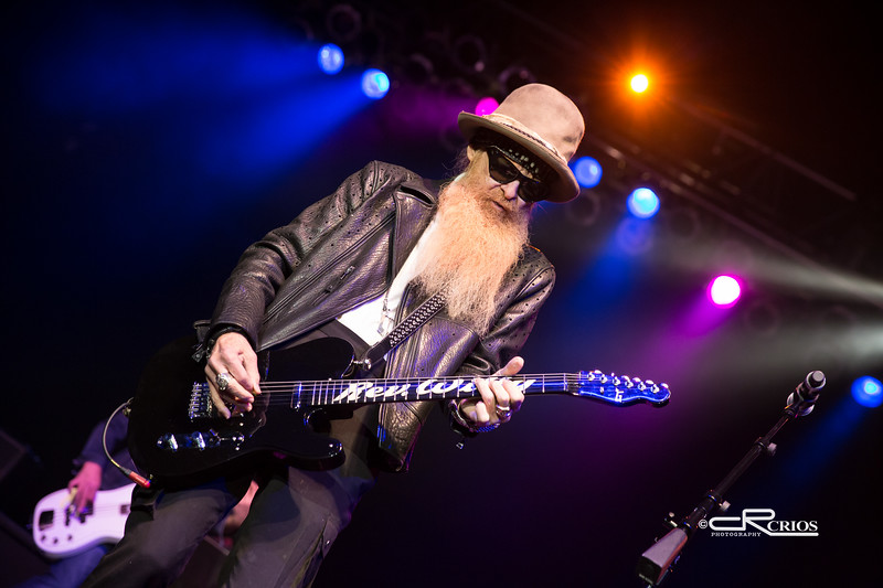 BILLY GIBBONS   Kings of Chaos - ZZ Top