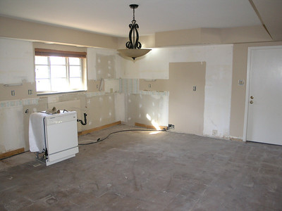 KITCHEN 9 - MAJOR REMODELING - INCLUDES BATHROOMS