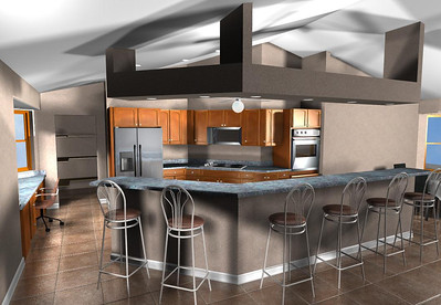 KITCHEN RENOVATION WITH ADDITION - SUN CITY WEST