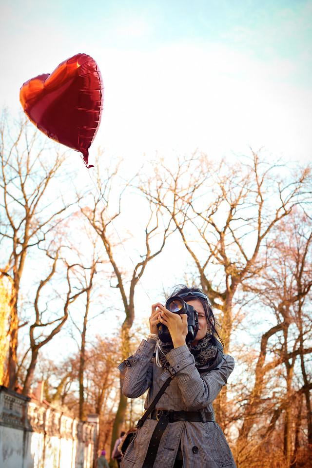 Monia - Fotograf Z Balonikiem