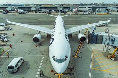 Finnair Airbus A330-302 OH-LTS 4-24-18