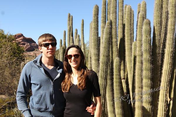 Day 3, Phoenix Botanical Gardens