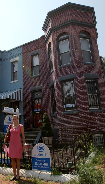 G Street Walkthru, Closing, Move-in - Day #1!