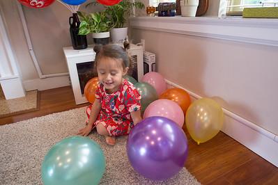 Kalea's Third Birthday