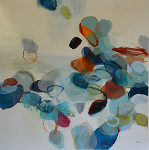Variations in Nature-Hibberd, 40x40 on canvas JPG-2