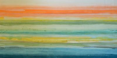 Sunset View-Hibberd, 60x30 on canvas JPG