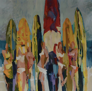 California Series-Alan, 48x48 canvas (16-5-09) JPG